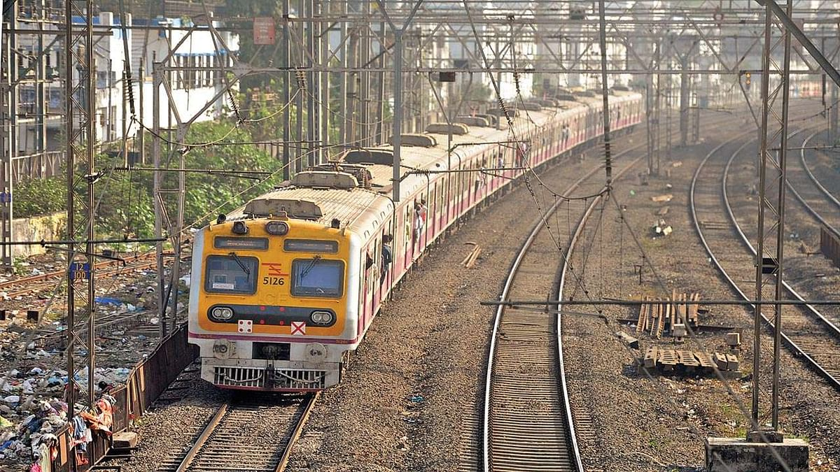 The Western Railway halted services on Wednesday, to save a pigeon.