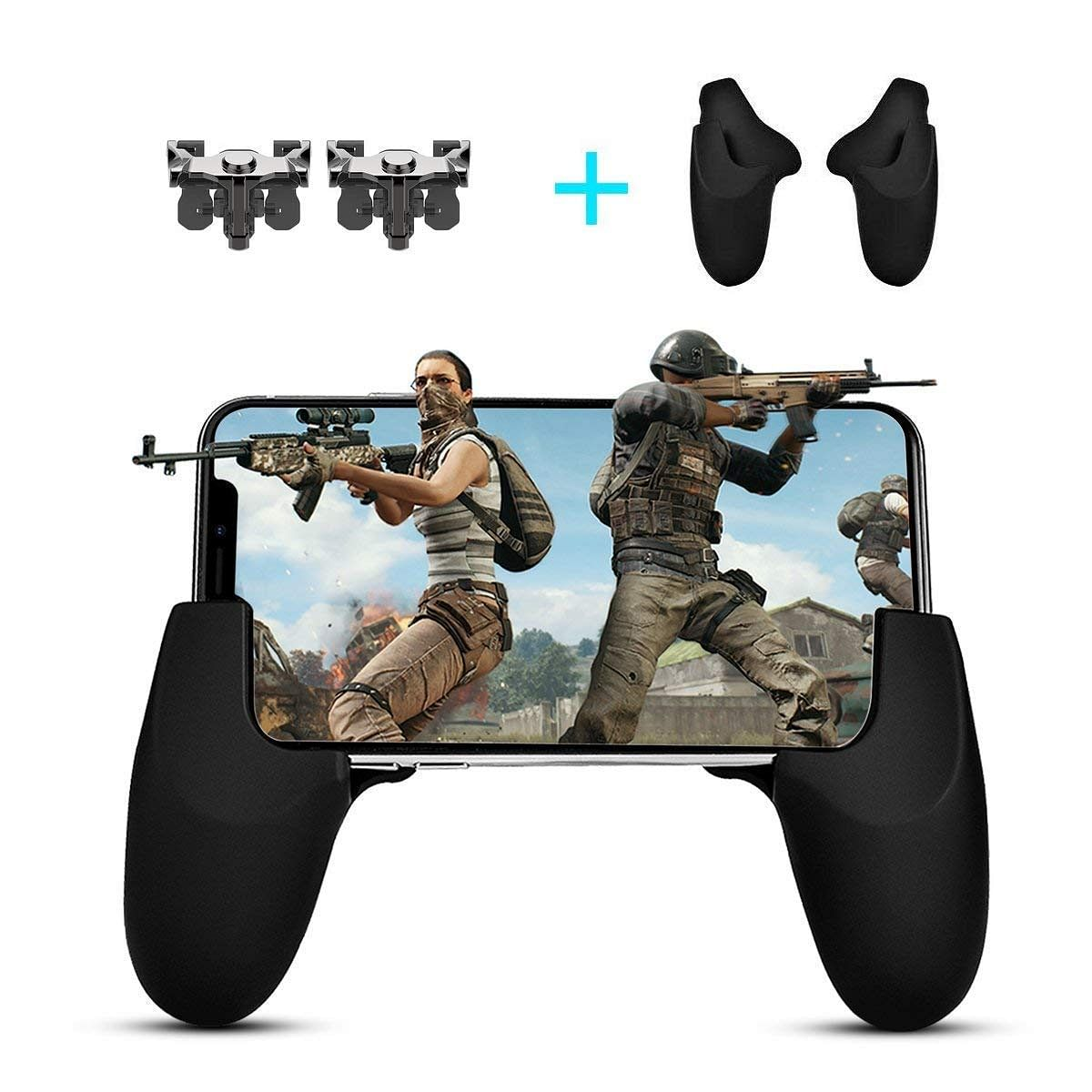 Mobile Controller Handle & Trigger.