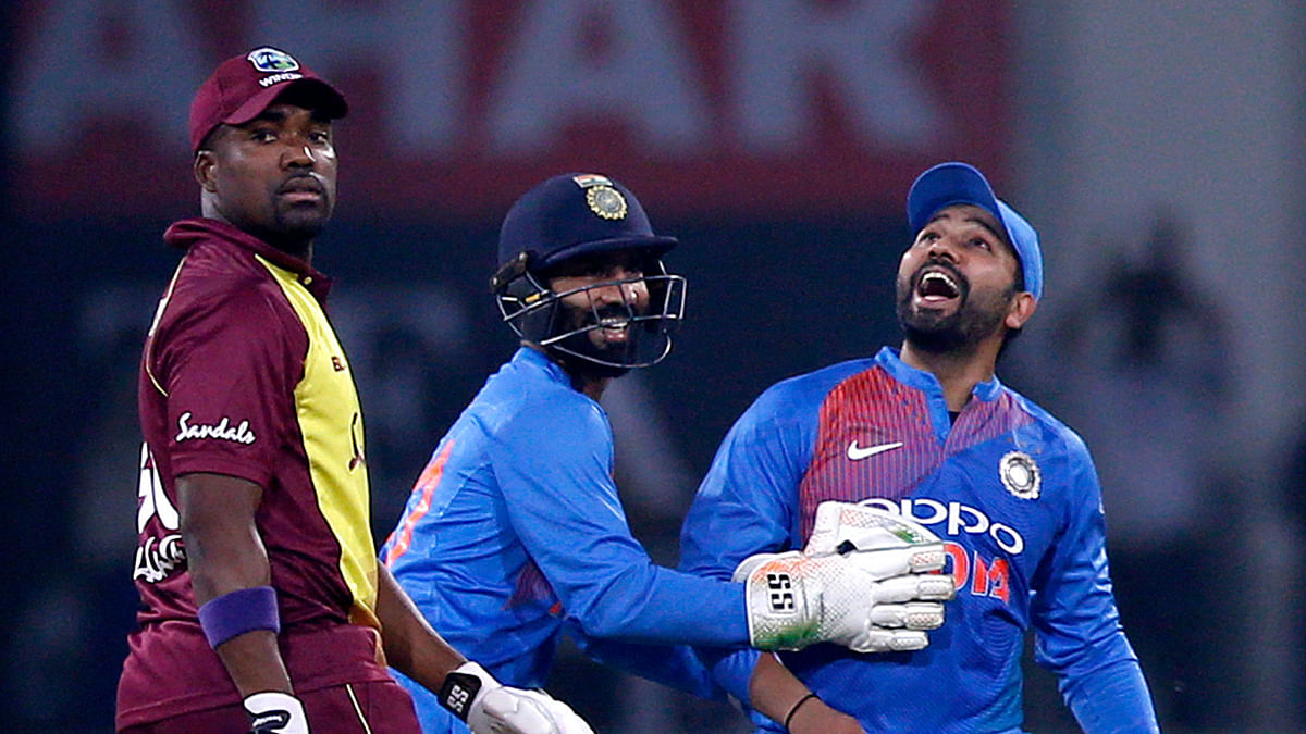India Register Biggest T20 Win Over West Indies, Seal Series