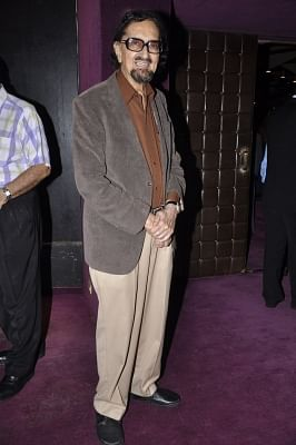 Veteran actor, theatre personality and advertising guru Alyque Padamsee died on Nov 17, 2018. He was 90. (File Photo: IANS)