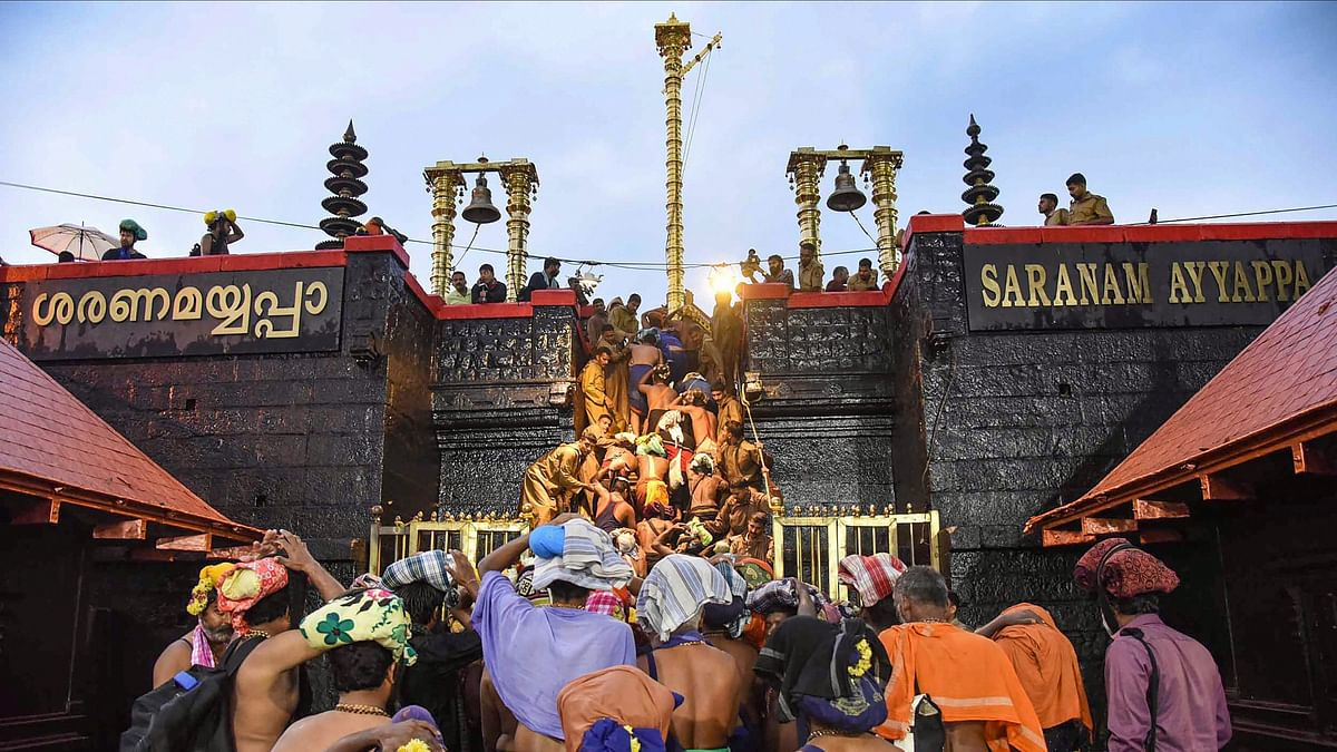 Activist Moves SC, Seeks Protection to Women Entering Sabarimala