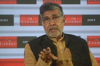 Child Rights activist and Nobel laureate Kailash Satyarthi. (Photo: IANS)