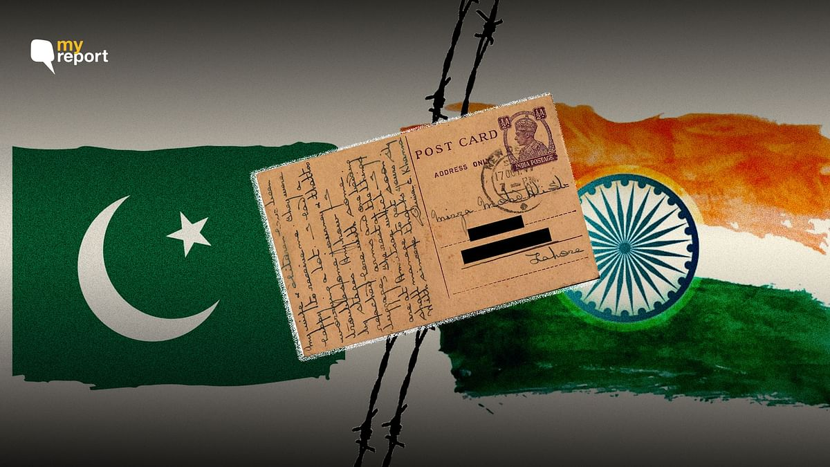 How a Postcard From India Brought Back Painful Partition Memories