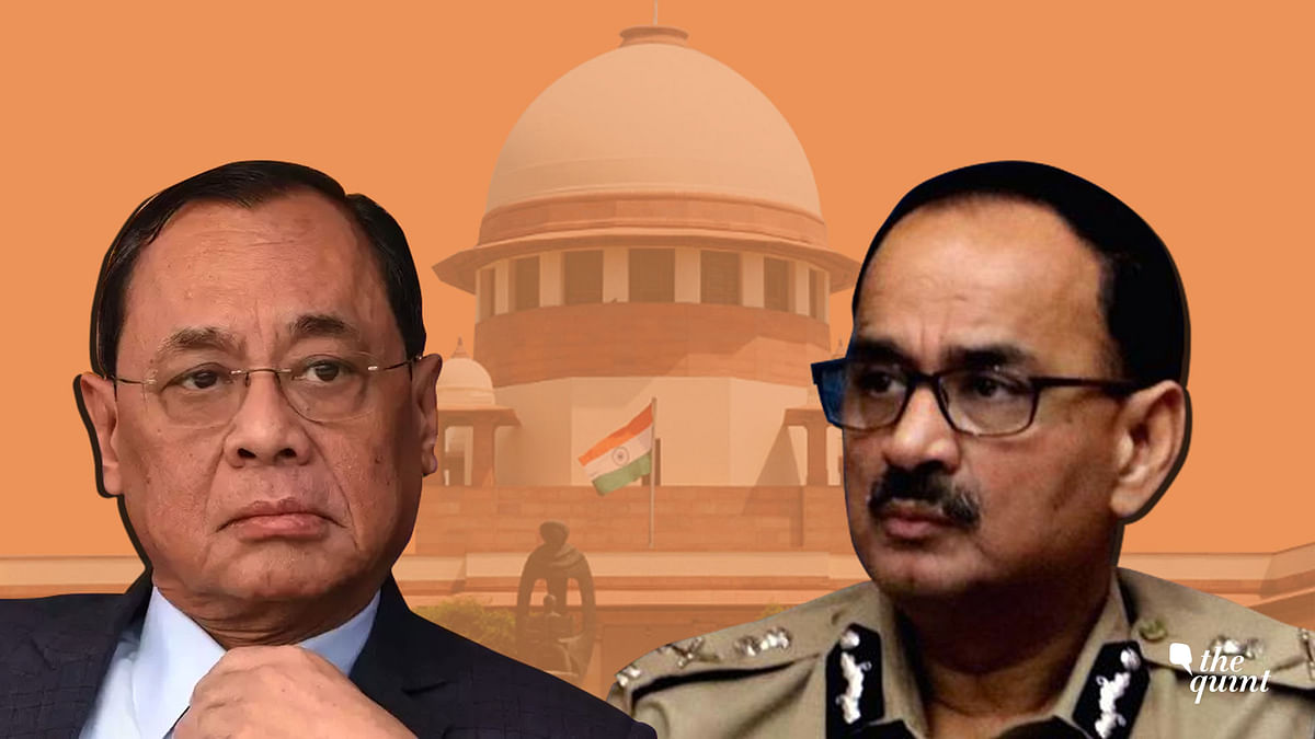 CBI vs CBI: What Angered CJI Gogoi During Alok Verma's Hearing