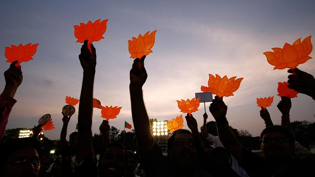 BJP Becomes Top TV Brand, Ahead of Netflix, Trivago & Amazon: BARC