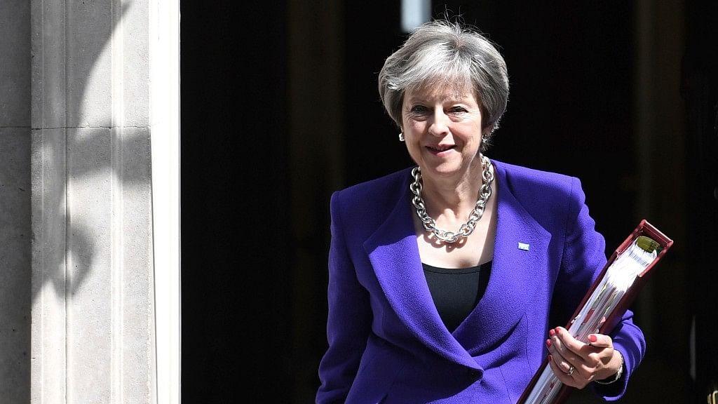 Theresa May Risks Losing Vital British Indian Votes