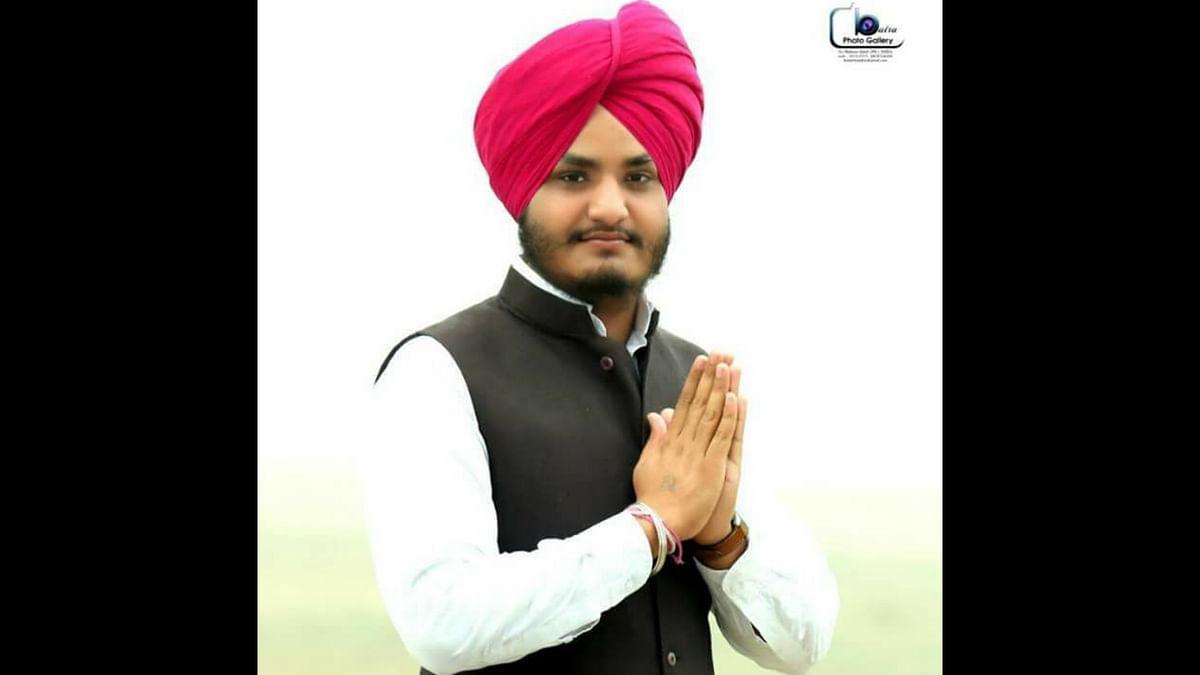 Congress MLA Davinder Singh Ghubaya.