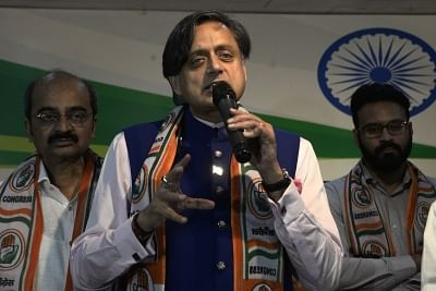 Centre using Ram temple, statues as distractions from its failures: Tharoor
