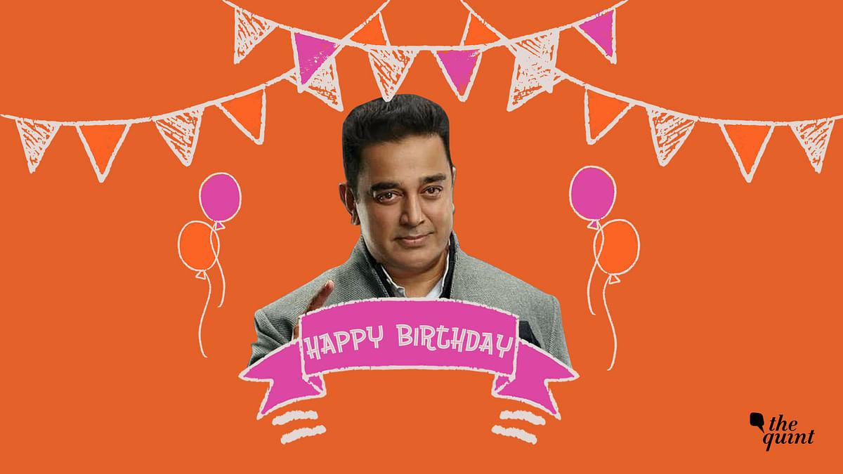 Happy Birthday, Kamal Haasan!