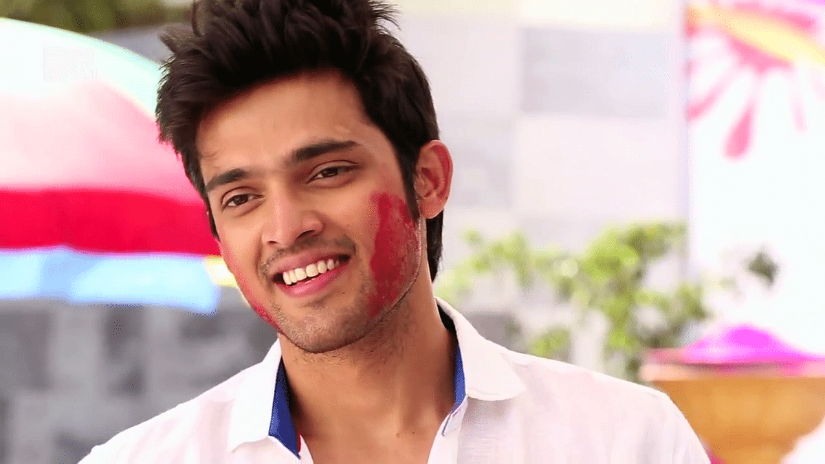 Parth Samthaan totally nails it with his portrayal of Anurag.