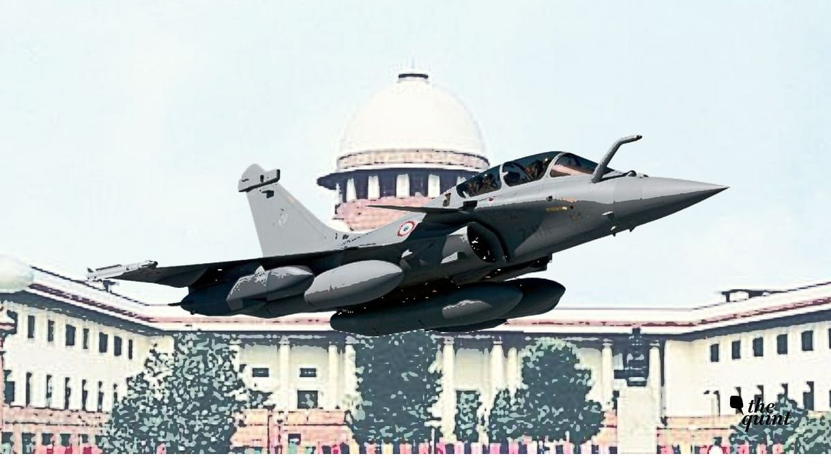 """""""Scrutiny Not Our Job"""": 8 Things  SC Said in Rafale Deal Verdict"""