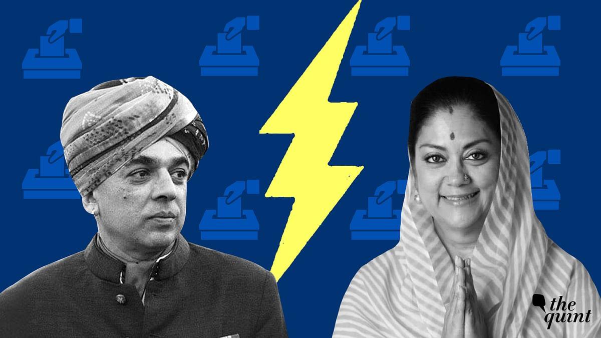 Rajasthan Polls: Did Manvendra Singh Cut Into Raje's Vote Bank?
