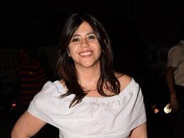 Ekta Kapoor.