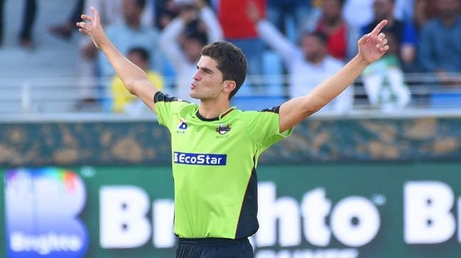 In the Pakistan Super League, Shaheen Afridi played for Lahore Qalandars last season.