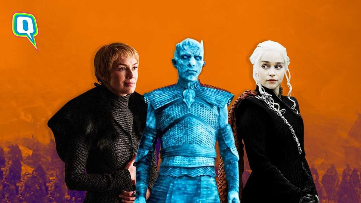If Game of Thrones' Night King Were to Have A Queen Who'd it be?