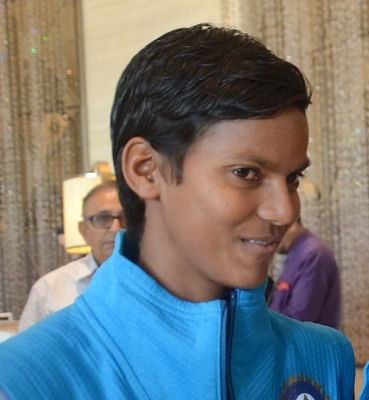 Indian women cricketer Deepti Sharma. (File Photo: IANS)