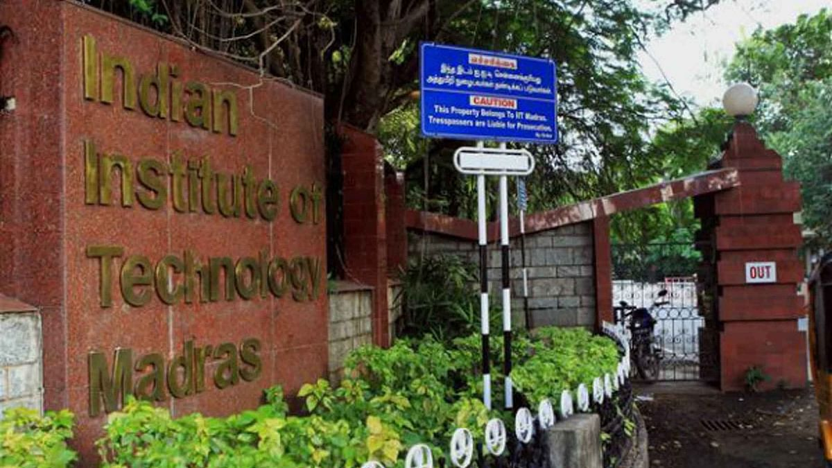 """An informal report initiates by students of IIT-Madras last year had alleged """"moral policing"""" in the campus."""