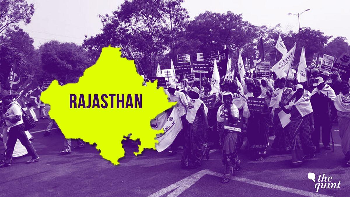 Rajasthan Polls: Raje Govt's Jumlas Have Driven Farmers to Despair