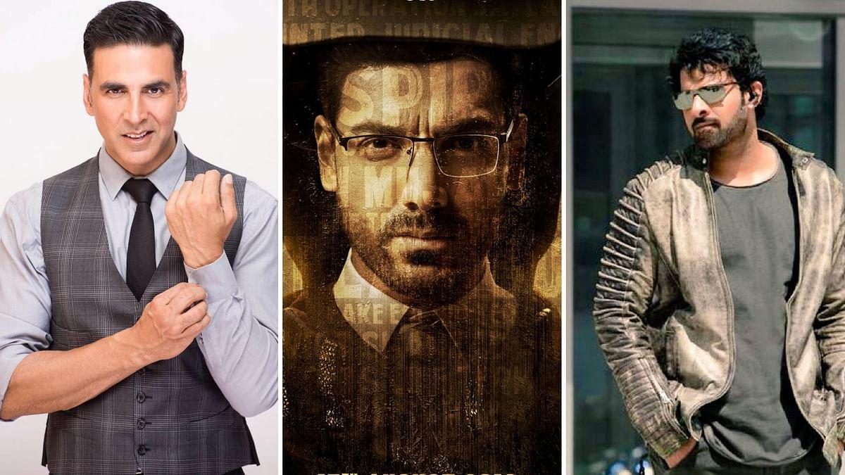 Akshay Kumar, John Abraham & Prabhas Headed for Box Office Clash