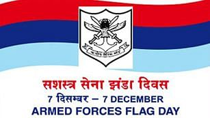Armed Forces Flag Day  2018: Tributes Pour In For India's Heroes