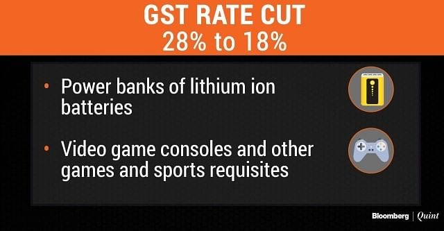 GST Rate Cuts: TVs, Digicams & Movie Tickets Will Be Cheaper