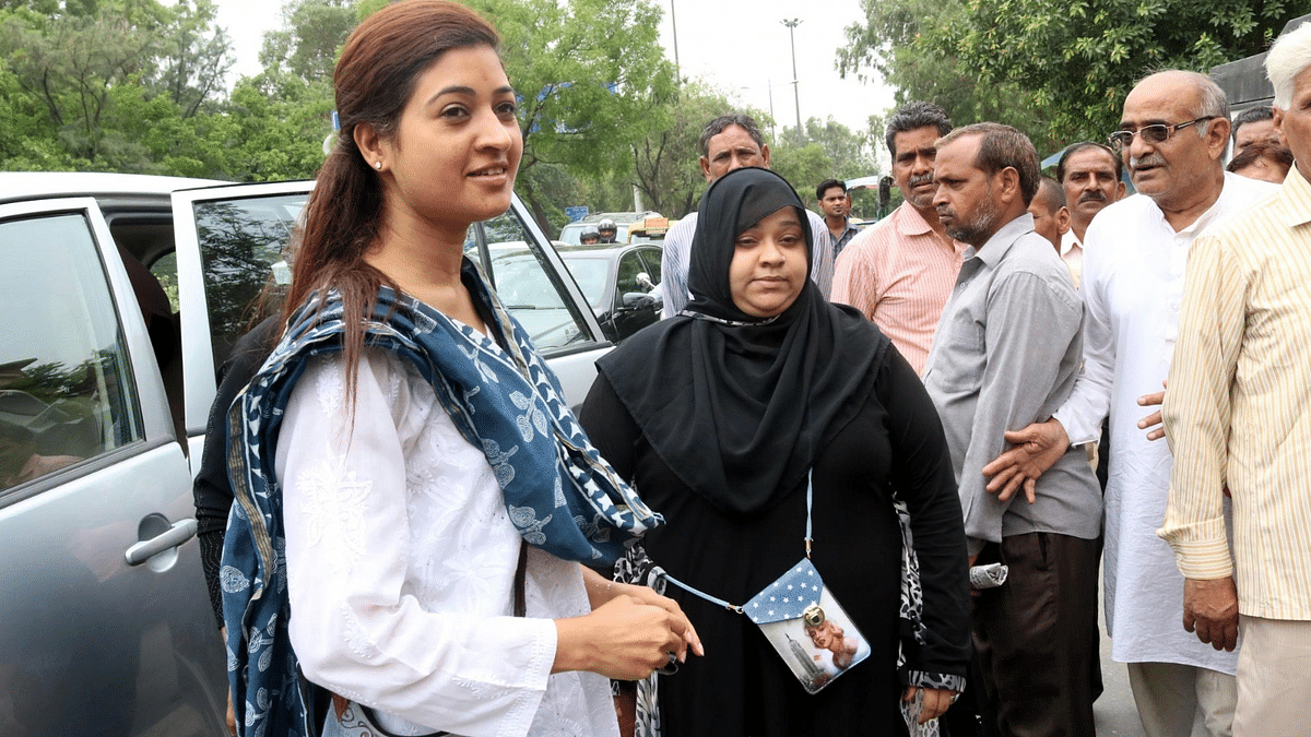Journey Started in 2013, Will End in 2020: Alka Lamba to Leave AAP