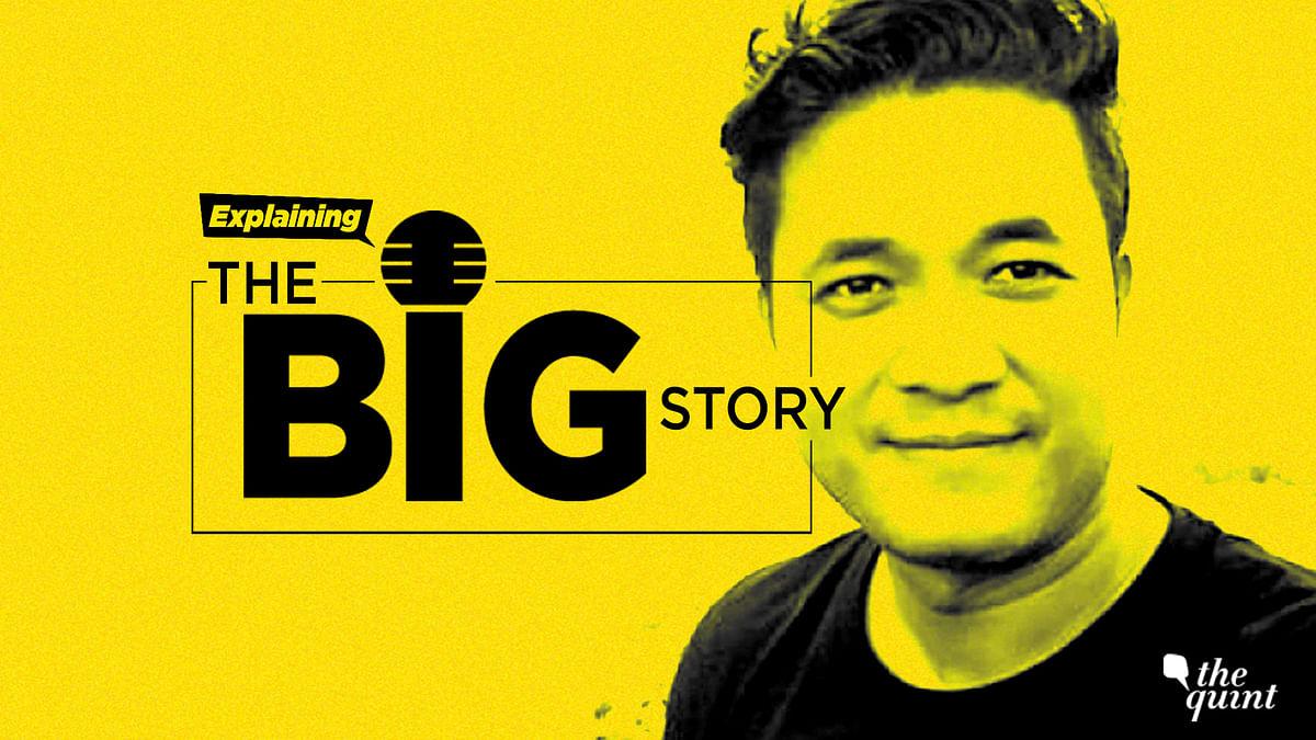 Podcast   Why Was a Manipuri Journalist Arrested Under NSA?