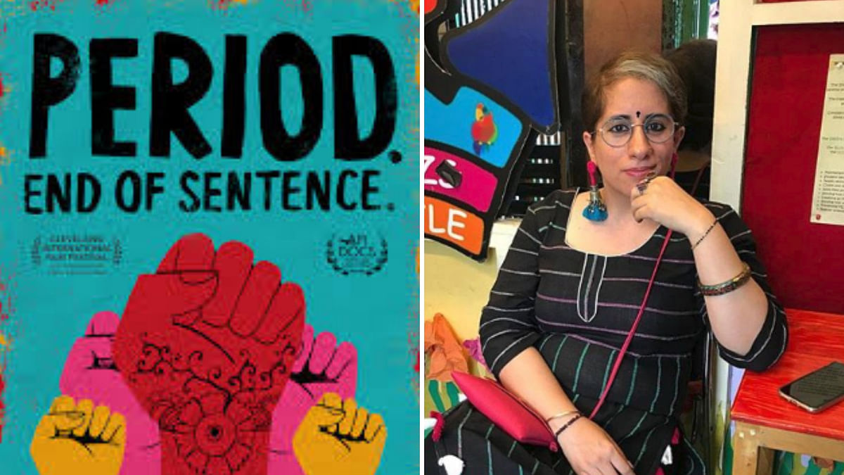 Indian  Film 'Period. End of Sentence' Made it to Oscars Shortlist