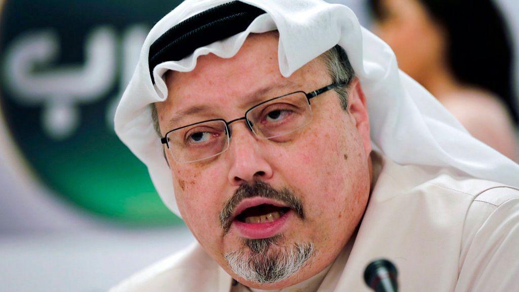 Khashoggi, a contributor to the Washington Post, was killed on 2 October at the Saudi consulate.