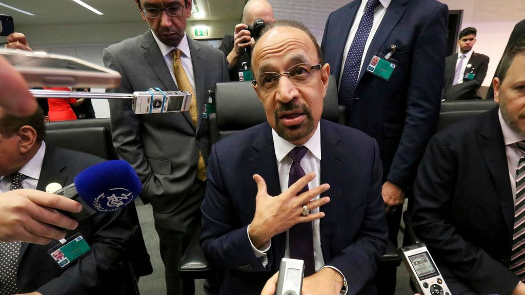 Khalid Al-Falih, Minister of Energy, Industry and Mineral Resources of Saudi Arabia.