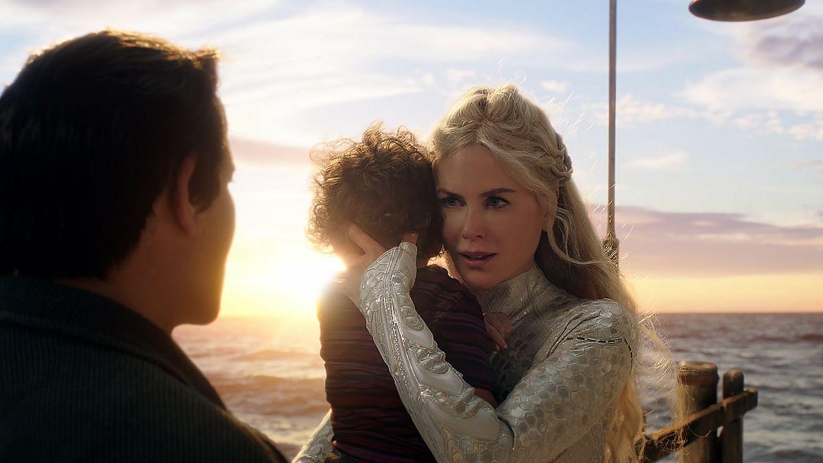 Nicole Kidman as Atlanna in <i>Aquaman.</i>&nbsp;