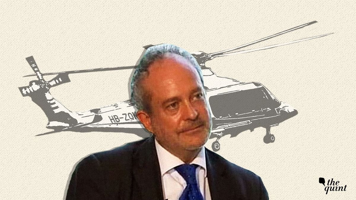 VVIP Chopper Scam: Michel Seeks Inquiry Over Solitary Confinement