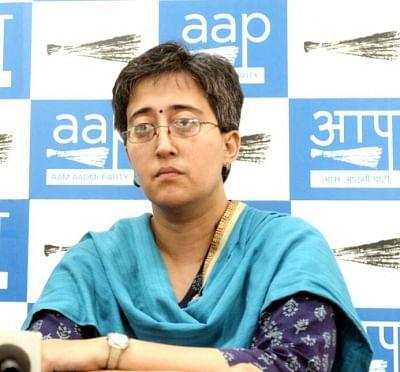 AAP leader Atishi. (File Photo: IANS)