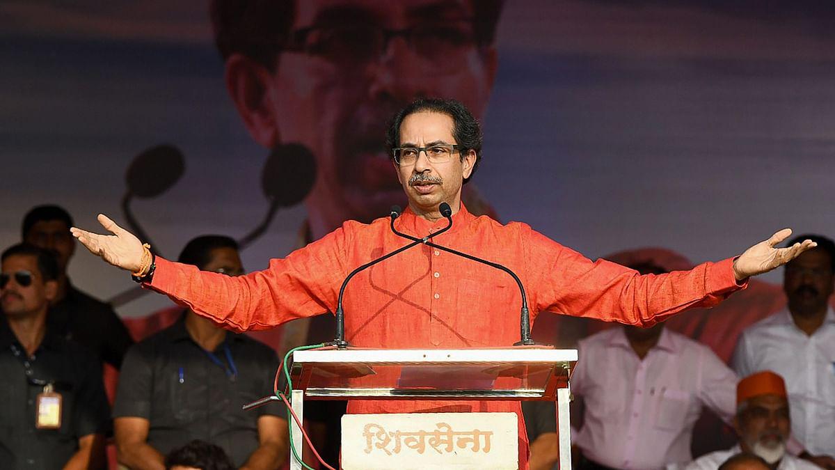 Uddhav Thackeray Takes on PM Modi With 'Chowkidar Chor Hai' Jibe