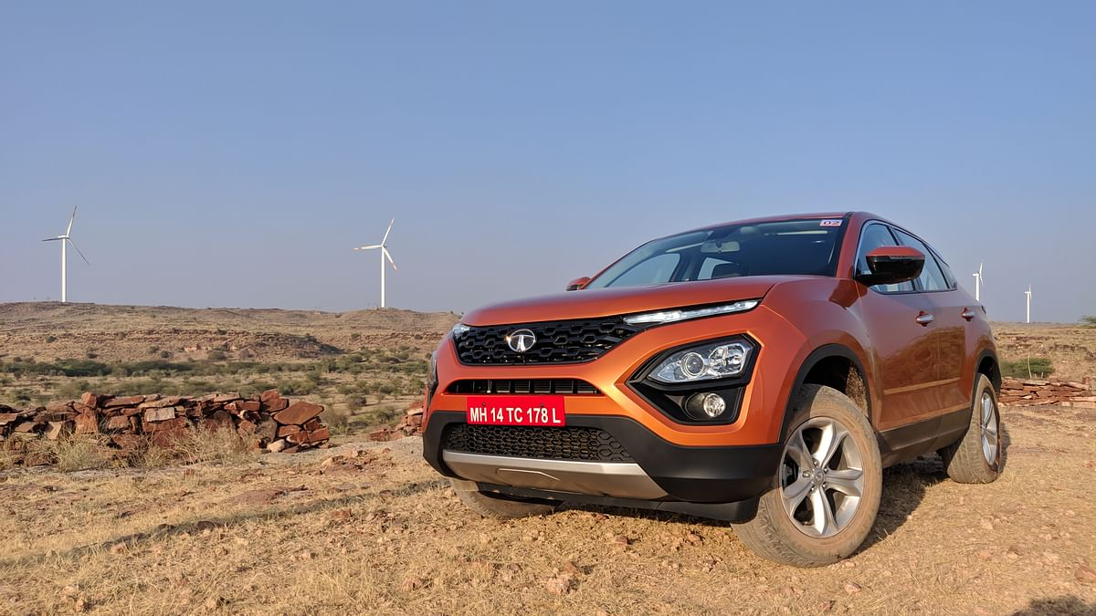 Almost every car maker is looking to launch new SUVs this year. The Tata Harrier will be launched on 23 January.