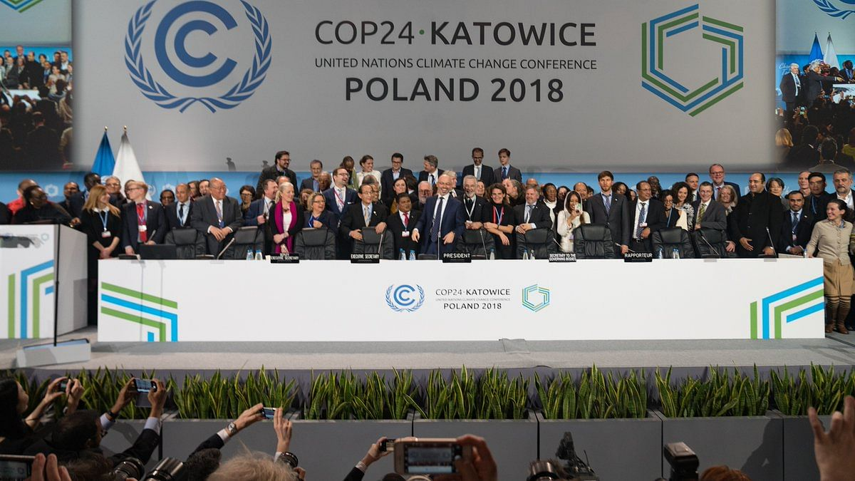 Nations Finalise Milestone Rule Book For Paris Climate Treaty
