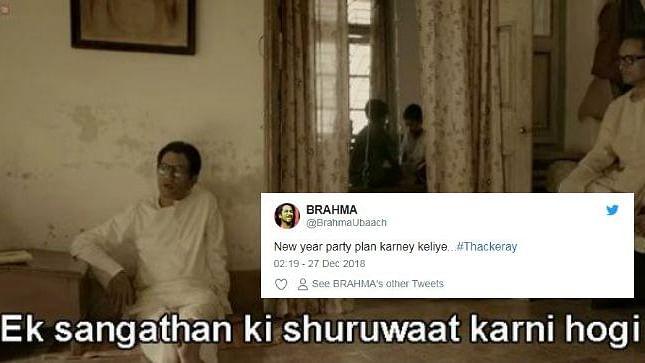 <i>Thackeray</i> memes, featuring Nawazuddin Siddiqui, are taking over the internet!&nbsp;
