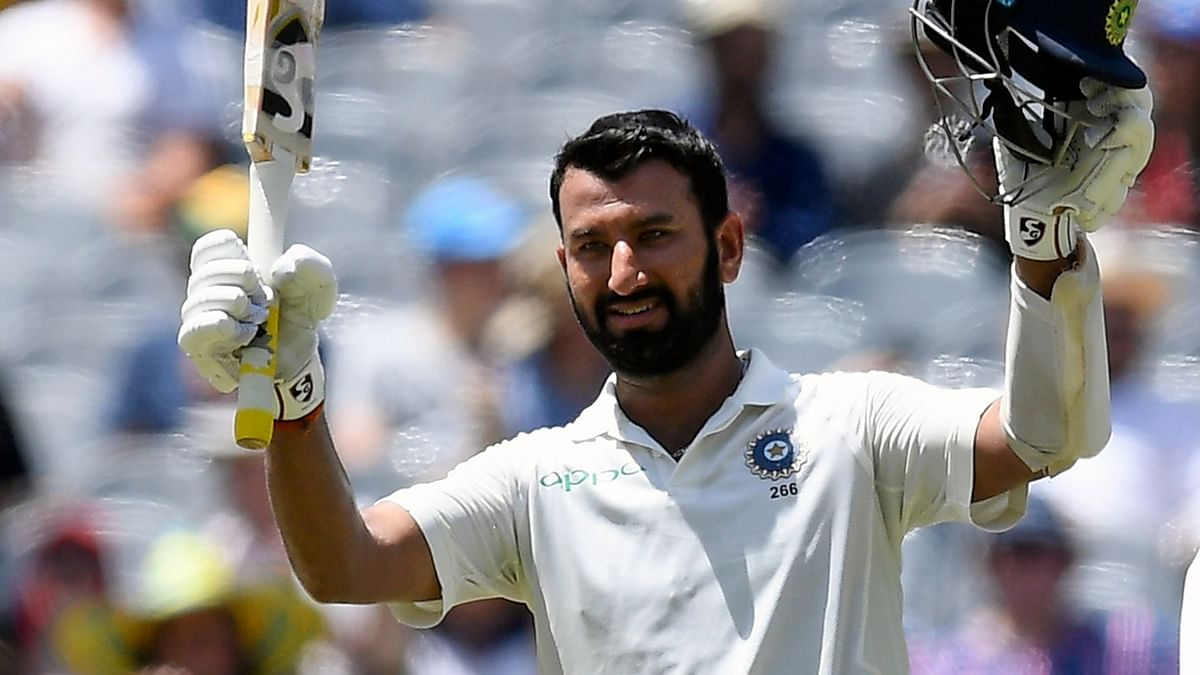 Pujara's Ton & Fifties by Rohit, Virat Put India in Command vs Aus