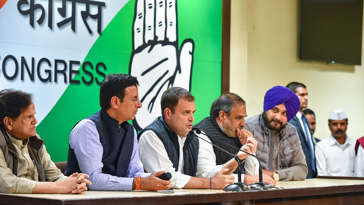 Assembly Polls: Has Rahul Gandhi Laid Down A Marker for 2019?