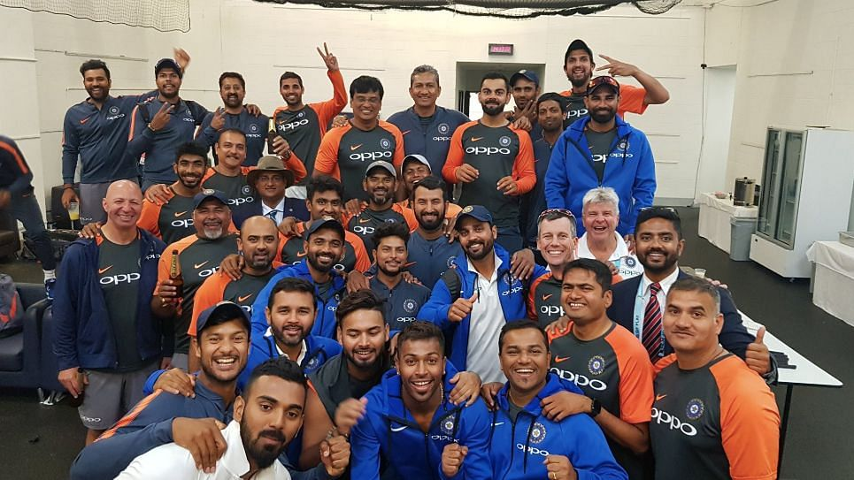 The Border-Gavaskar Trophy's Coming Home! India Celebrate Big Win