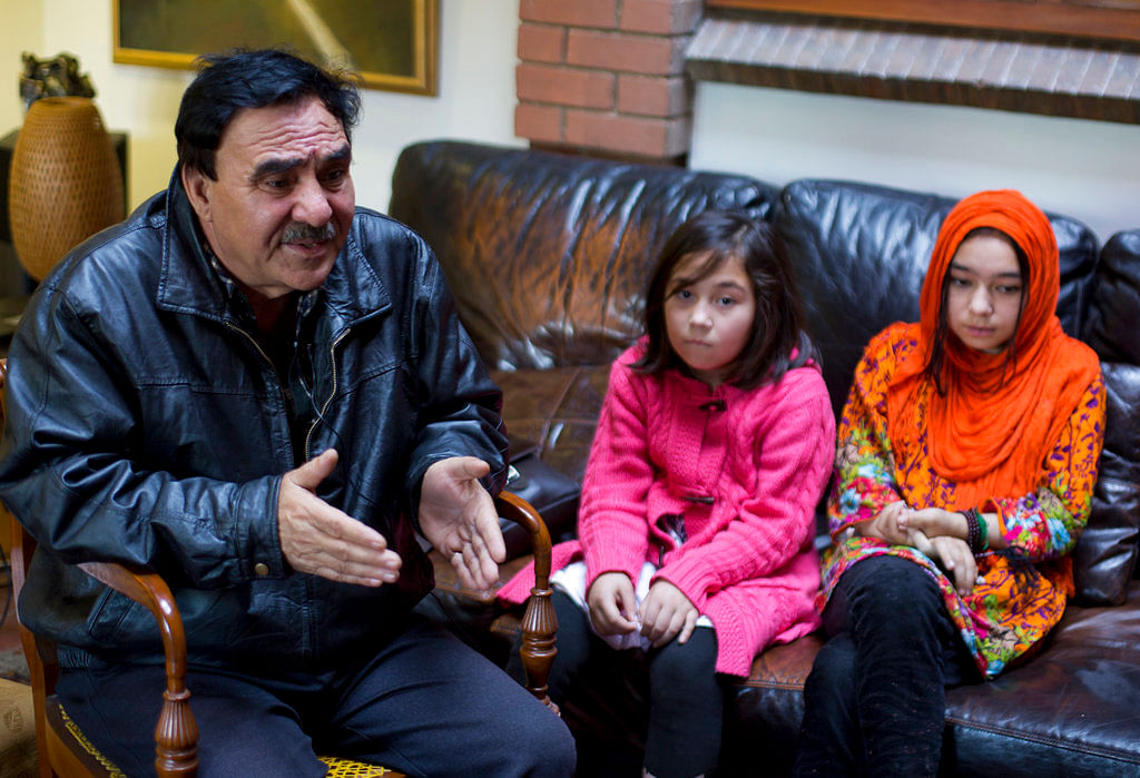 Locked Away and Forgotten: Muslim Uighur Wives of Pakistani Men