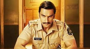 Ranveer Singh in <i>Simmba</i>.
