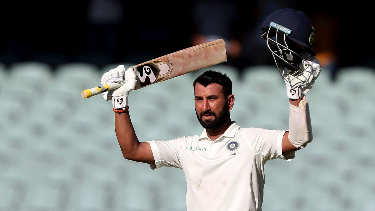 QWrap: Pujara's Century Saves India; 26 Years of Babri Demolition