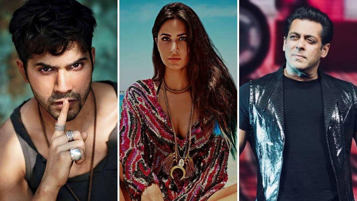 Katrina Kaif Chooses Salman Khan Over Varun Dhawan
