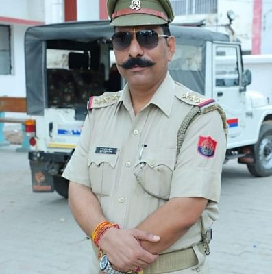 Bulandshahr: Inspector Subodh Kumar Singh who was attacked and shot dead by a Hindu mob protesting against alleged cow slaughter in Uttar Pradesh
