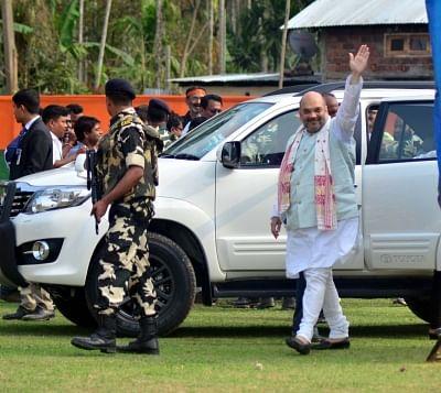 BJP chief Amit Shah. (File Photo: IANS)