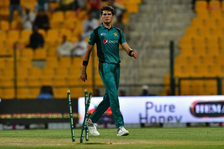 Shaheen's first brush with stardom came when he picked up eight wickets in an innings in his maiden first class game.