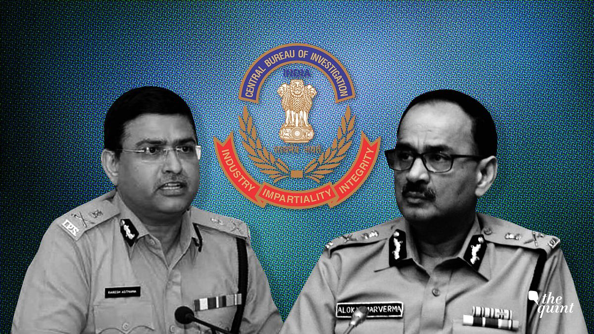 Govt sends RK Asthana and Alok Verma the two seniormost CBI officials on leave after the row between them became public