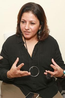 Leena Yadav. (Photo: Amlan Paliwal/IANS)