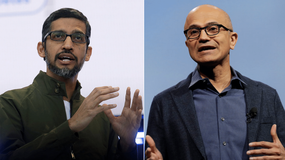 Google CEO Sundar Pichai as well as Microsoft CEO Satya Nadella have pledged their support to India in overcoming the situation.